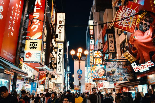 【大阪のキャバクラ】ちゃんと稼げる?大阪のキャバクラの特徴